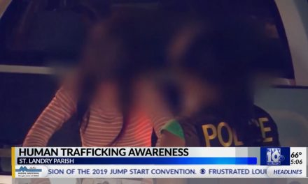 Local organization fighting human trafficking in Acadiana