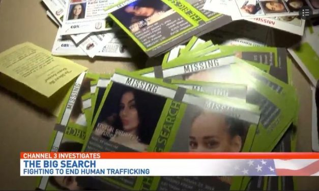 Modern Day Slavery: Saving young lives from sex trafficking