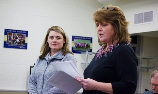 Lakeview school board hears updates on substance abuse, human trafficking and homelessness