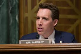 Hawley introduces bill to document scope of human trafficking in America